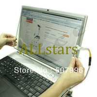 Wholesale Brand New quot inch Touch Screen Panel Kit USB For NoteBook Windows Vista XP guranteed