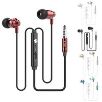 Wholesale New Durable High Quality Low Price iMetal Stereo Earphone M300 Headphones Handfree Running Earphone Colors