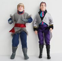 baby sound good - Frozen toy dolls the Prince Hans Kristoff bjd doll anime action figures collecting good gifts for kids with joints movable