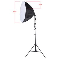Softbox Light Bulbs: Light Stand for Photo Studio Accessory Photo Lighting Kit Set with 5500K  135W Daylight Studio Bulb Light Stand Octagon Softbox order<$18no t,Lighting