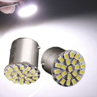 Wholesale 20 x Car Corner Tail Turn Signal LED SMD Bulbs Lamp Lights BA15S White