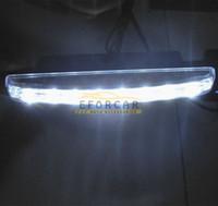 Wholesale 8 LED Daytime Running Light DRL Daylight Kit Fog Lamp Day Time Lights C14