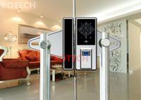 Wholesale KO GF800 GLASS DOOR FINGERPRINT DOOR LOCK