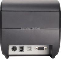 Wholesale E EMSFreeshipping pos printer High quality mm thermal receipt printer XP Q200II automatic cutting machine USB RS232 interface rs232 db15