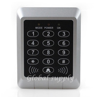 Wholesale KS157 Door RFID ID Card Reader Access Control Keypad Free10 ID C For House Office