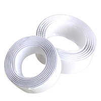 Wholesale High quality Strong Self Adhesive Magic Hook Loop Tape Fastener m White hot sale ASAF