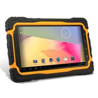 al por mayor 1gb mtk6589t-Original T70N IP67 7inch HD impermeable robusteza de la tableta MTK6589T de la PC de la tableta 4.2 androide del RAM 1GB 16GB ROM 9650mAh Teléfono de phabot de NFC