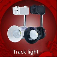 Wholesale LED track for ceiling lamp W5W7W COB sportlight power Indoor light Energy Saving warm white white Recessed downlight led lighting bright