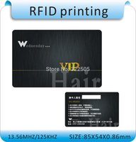 RFID Access Control - 100pcs Six colors Offset printing mhz ISO A k S hotel key access control VIP rfid card rfid smart card