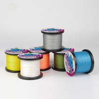 river rock - 2016 New STRANDS Super Strong Japan Multifilament PE Braided Fishing Line Meter Jig Carp Fish Line Wire