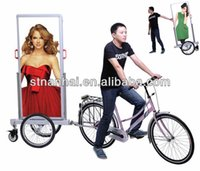 advertising trailers - BUY GET FREE J4A hrs Advertising Bike Trailer