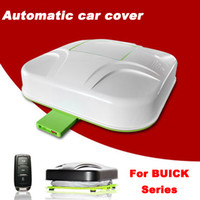 Wholesale New Arrival Automatic Car Cover Remote Control Automatic Car Covers One Button Operation for BUICK Car SUV Series