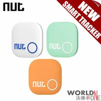 Wholesale 2015 NEW Nut2 Smart Finder Nut nd Generation Intelligent Smart Tracker Bluetooth One touch Find and Bidirectional Portable