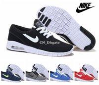 sports shoes skateboard - Nike SB Stefan Janoski Max Running Shoes For Men Women Cheap Original Suede Anti Fur Sports Running Skateboard Trainers Jogging Shoes