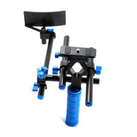 Wholesale 00I DSLRs Steadicam Shoulder Support Mount Rig for Camera DV Camcorder