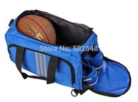 Wholesale Popular Waterproof Outdoor Sports Bag Duffle Gym Bag Sports Bag Travel Bag Independent Shoe Position