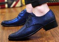 designer shoes - 2015 New groom s shoes Top brands of designer shoes black cusp shoes wear resisting handsome fluorescent Men shoes NSPX42