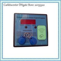 Wholesale Carkitscenter RFID ID EM Card Reader khz Enhanced Sensor Card Copier Duplicator with key tags access control cards