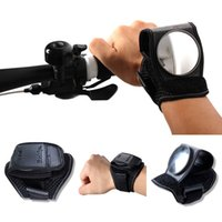 Wholesale Wide Angle Bicycle Rear View Mirror Safety Bike Cycling Handle Back Mirror Flexible Bicycle Handlebar Side View Mirrors PJ