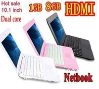 Cheap Dual Netbook laptops with Best HDMI Camera WIFI cheap