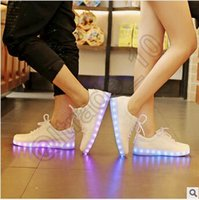 adult shoe soles - 80pair CCA3519 Unisex Colorful Gowing Shoes with Lights Up Led Luminous Shoes Simulation Sole Led Shoes for Adults Neon Basket Led Shoes