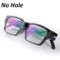 Wholesale Full HD P Glasses Hidden Spy Camera No Hole M Pixels Mini Glasses DVR mah Battery Spy Sunglasses Camera MS