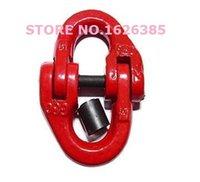 Wholesale 32T G80 connecting link die forging chain link iron chain link stainless chain link