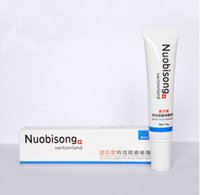 Wholesale Nuobisong Acne Treatment Specific Gel Scar Repair Acne Stretch Marks Removal by DHL