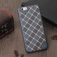 apple iphone patents - New Iphone cases inch With Grid business style design Frosted Bayer PC Cover Phone case for iphone6 colorful Patented Design