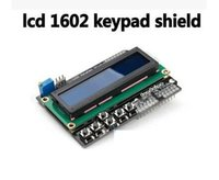 Wholesale LCD Keypad Shield of the LCD1602 character LCD input and output expansion board For ARDUINO HIGHT QUALITY
