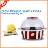popcorn machine - The New Generation Electric Home Popcorn Machine Full automatic Mini Popcorn Machine