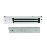 Wholesale Good Quality Single Door V Electric Magnetic Lock kgs lbs Holding Force for Access Control witn LED Light
