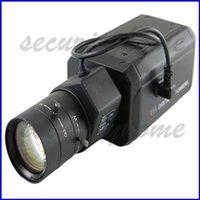 Cheap High Resolution SONY OSD Effio DSP CCD HD 700TVL 6-60mm DC Auto lens Security CCTV Box camera