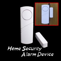 Wholesale Hot Sale Longer Window Wireless Door Burglar Sensors Alarms System Home Safety Security Device