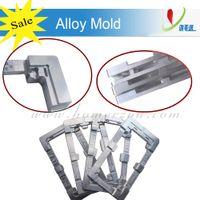 Wholesale Aluminium Alloy Metal Mold for Samsung Galaxy S5 S5 compact mini S6 Edge G9250 LCD Refurbish Repair Broken Glass Frame Fixer Mould