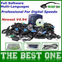 best odometer correction tool - Best Mileage Correction Tool Digiprog III Digiprog Odometer Programmer For Multi Cars Digiprog3 OBD2 V4 Full Set
