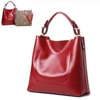 real leather designer handbags - 2016 genuine leather bag women shoulder bag brand designer handbags high quality fashion real leather bag shopping bag
