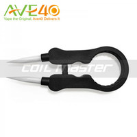 Wholesale Authenic Coil Master Vape Tweezers DIY Tool Ceramic Tip Apply to Atomizers of mm in Diameter Retail