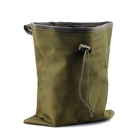 velcro - Utility Tactical Military Bags Tactical Magazine Dump Bags with Velcro Pockets Nylon Material New Arrivals Hot Sale OT0013