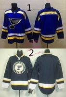 blank hockey jersey - st louis blues blank Ice Winter Jersey Cheap Hockey Jerseys Authentic Stitched Size