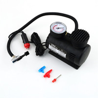 Wholesale Portable Mini Air Compressor Auto Car Electric Tire Air Inflator Pump V PSI Motor Electric Multifunctional Tire Infaltor Pump For Car