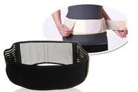 aching back pain - 120PCS Magnetic Double Pull Self Heat Heating Lower Back Brace Belt Lumbar Support Ache Pain Relief