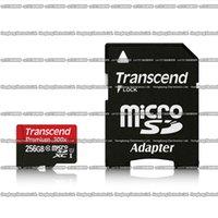 Cheap 32GB 64GB 128GB 256GB Transcend-micro sd card C10 TF card Flash card Class10 mobile phone memory card SDXC card
