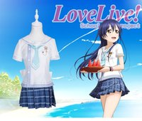 Wholesale Sonoda Umi Love live Cosplay Navy sailor LL Pre sold In mid November shipments K