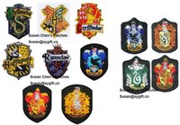 Wholesale Mixed order different style Harry Potter Embroidery Patches