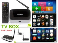 Wholesale Android TV BOX Support Arabic iptv Best Selling TV Receiver Quad core