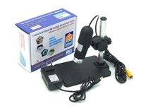 Acheter Vidéo grossissement-1000x type de levage AV / TV microscope numérique avec sortie vidéo connecter TV