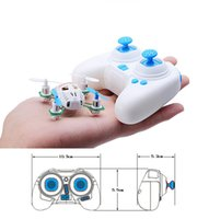 battery powered helicopters - the smallest Helicopter Four aircraft six channels G Controller MHA power Battery Mini UFO RC Quadcopter