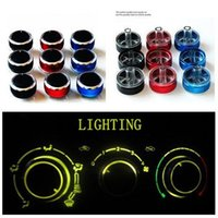 auto heat air - 3PCS SET Auto Air Condition Switch Knobs Heat Control Button Knobs For Toyota Corolla EX