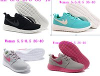 Cheap 2014 Roshe Run Women And Men Running Shoes Fashion Athletic Casual Sports Shoes Hemp Palm Boys Mesh Free Run Shoe